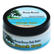 Natural Organic Body Butter- Ocean Breeze - 240ml - Ships FREE