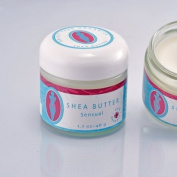 Brigit True Organics- SENSUAL Shea Butter, 50ml