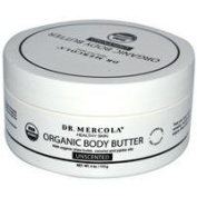 Dr. Mercola Organic Body Butter Unscented 120ml