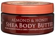 Tree Hut Shea Body Butter, Almond & Honey, 210ml Jars