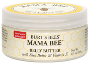 Burt's Bees Mama Bee Belly Butter with Shea Butter and Vitamin E, 190ml Jar