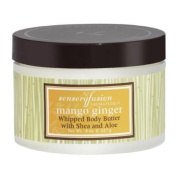 Aromafloria Sensoryfusion Mango Ginger 227g/240ml Whipped Body Butter with Shea and Aloe