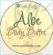 Castle Baths - Exotic Earth Aloe Body Butter - 60ml