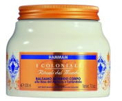 I Coloniali Soft Body Balm with Moroccan Rose and Coriander 210ml