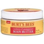 Burt's Bees Body Butter Cranberry & Pomegranate 190ml