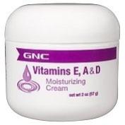 GNC Vitamins E, a & D Moisturising Cream 60ml