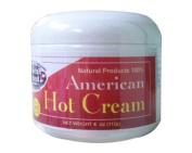 American Natural American Hot Cream 120ml Excessive Body Fat Burner Reducer