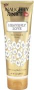 Naughty & Nice Heavenly Love Sheer Hydrating Body Cream, Musk and Peony, 240ml