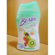 Benice Shower Cream Firming Cream with Fruit Mixture & Whitening Complex Multimineral Complex Ll