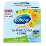 Bubchen Bübchen Calendula Face Caring Cream Gesichtspflege Creme 2.54 fl.oz