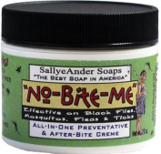 SallyeAnder No Bite Me Cream 60ml Jar