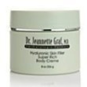 Dr Jeanette Graf Hyaluronic Skin Filler Super Rich BODY CREME - 240mls