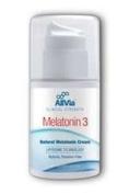 Allvia Integrated Pharmaceuticals Melatonin 3 60ml Cream