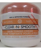 Clear N Smooth Natural Active Skin Toning Cream