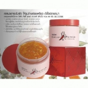 Mistine Hot Chilli & Pepper Body Fit Firming Slimming Reduce Cellulite Cream Gel
