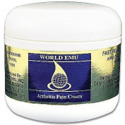 World Emu Oil Arthritis Pain Cream - Odourless Pain Relieving Body Balm