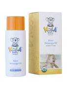 Koala Baby Organics - USDA Certified Organic Base Massage Oil