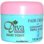 Diva Maxima Maxi Tone Triple Action Fade Cream 40Ml