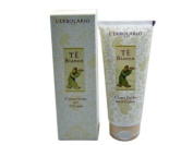 Te Bianco (White Tea) Fluid Body Cream by L'Erbolario Lodi