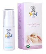 Koala Baby Organics - USDA Certified Organic Aloe Gel Spray