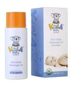 Koala Baby Organics - USDA Certified Organic Rub-A-Bub Massage Oil