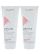 Ducray Ictyane Emollient Moisturising Cream 2 x 200ml