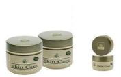 Infinite Aloe Skin Care Cream, Fragrance Free, 240ml - 2 Jars - ** (Plus 2 Bonus 15ml InfiniteAloe Travel Jars) **