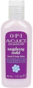 OPI Avojuice Skin Quenchers 30ml Raspberry Violet Juicie