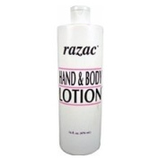 Razac Haircare Hand and Body Lotion 120ml