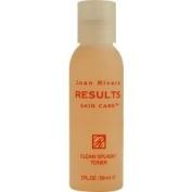 Joan Rivers by Joan Rivers Results Clean Splash Toner 60ml for WOMEN