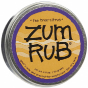 Zum Rub Body Moisturiser Tea Tree-Citrus -- 70ml