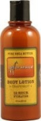 Out Of Africa Body Lotion Organic Shea Butter with Essential Oil Grapefruit -- 270ml