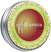 Out Of Africa Shea Butter Tin Carded Lemon 60ml
