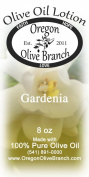 Gardenia Olive Oil Lotion 8 Oz. (240 Ml) Disc Top
