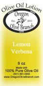 Lemon Verbena Olive Oil Lotion 8 Oz. (240 Ml) Disc Top