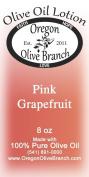 Pink Grapefruit Olive Oil Lotion 8 Oz. (240 Ml) Disc Top