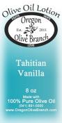 Tahitian Vanilla Olive Oil Lotion 8 Oz. (240 Ml) Disc Top