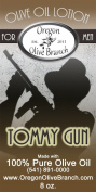 Tommy Gun Olive Oil Lotion 8 Oz. (240 Ml) Disc Top
