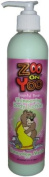 Zoo On Yoo Bashful Bear Kid's Body Shimmer Lotion - Honey Dew Melon 300ml Glitter Sparkle