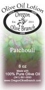 Patchouli Olive Oil Lotion 8 Oz. (240 Ml) Disc Top