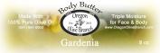 Gardenia Triple Moisture Body Butter 8 Oz. (240 Ml) Jar