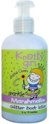 Drama Queen Marshmallow Sparkle Body Lotion from Knotty Girl [8 oz.]