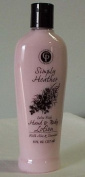 Simply Heather 240ml Hand & Body Lotion