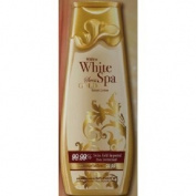 Mistine White Spa Swiss Gold Serum Body Lotion 200ml. Product of Thailand
