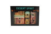 Moisterizing, Glycerin, Bath Soap, and, Moisterizing, Lotion, Set Features 2-3 Oz Soaps and 2-2 Oz Lotions. Fragrances Include, Cactus Blossom, and, Sedona Sunset.