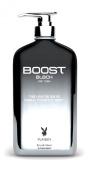 Playboy BOOST BLACK For Men Daily Moisturiser - 470ml