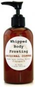 Whipped Body Frosting (Silky Body Lotion), 240ml Pump, Original Coffee