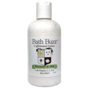 Bath Buzz Caffeinated Lotion - Rosemary Mint - 240ml