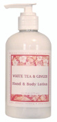 White Tea & Ginger Hand & Body Lotion - 270ml