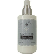 Lavender Flower L'Epi de Provence Body Creme, Soothing Moisturiser- 275 ml, 9.4 Fluid Ounces